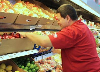 AT THE CHECKOUT: Grocery stores make adjustments to hours, policies