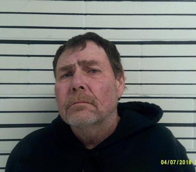 Man arrestedfor settingtruck on fire