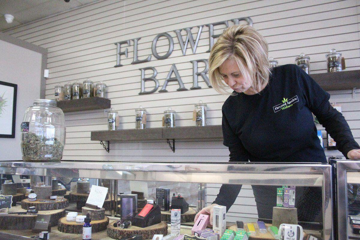 BUDDING BUSINESS: Medical marijuana dispensary owners say new fees, regulations could cause some to close down