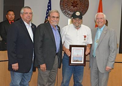 Cherokee Nation honors veterans