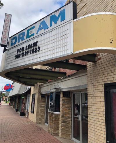 Vacant buildings hurting city's downtown area
