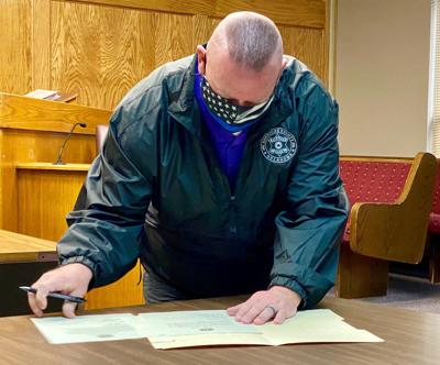 Sheriff hopes to serve at least two more terms