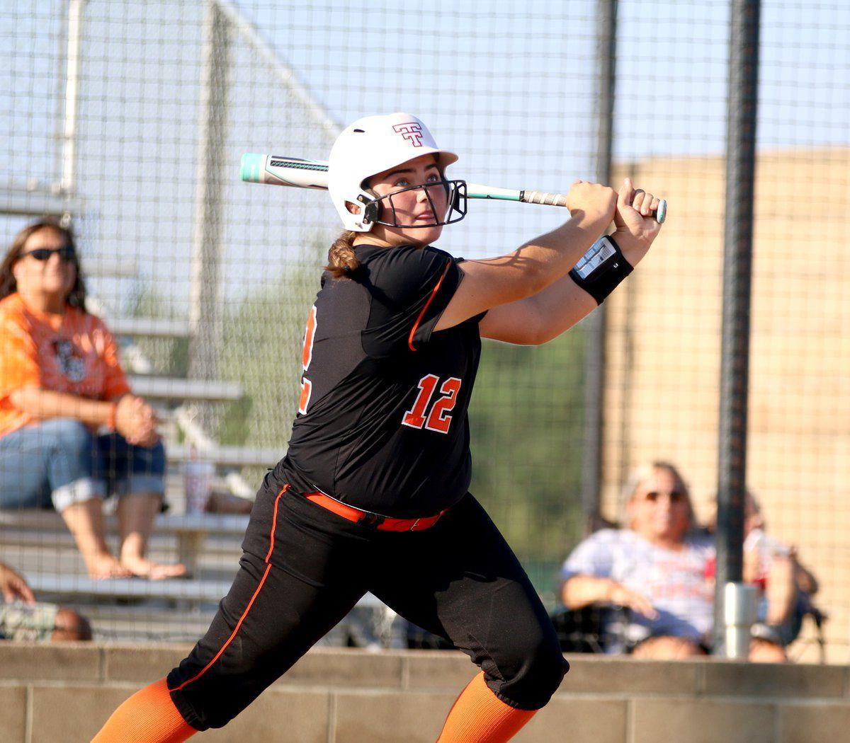Lady Tigers receive all-district honors