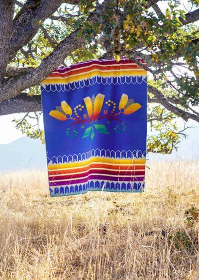 Deshawna Anderson named 2020 Tribal College Blanket Contest winner