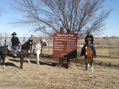 Equestrian Trail Riders Association