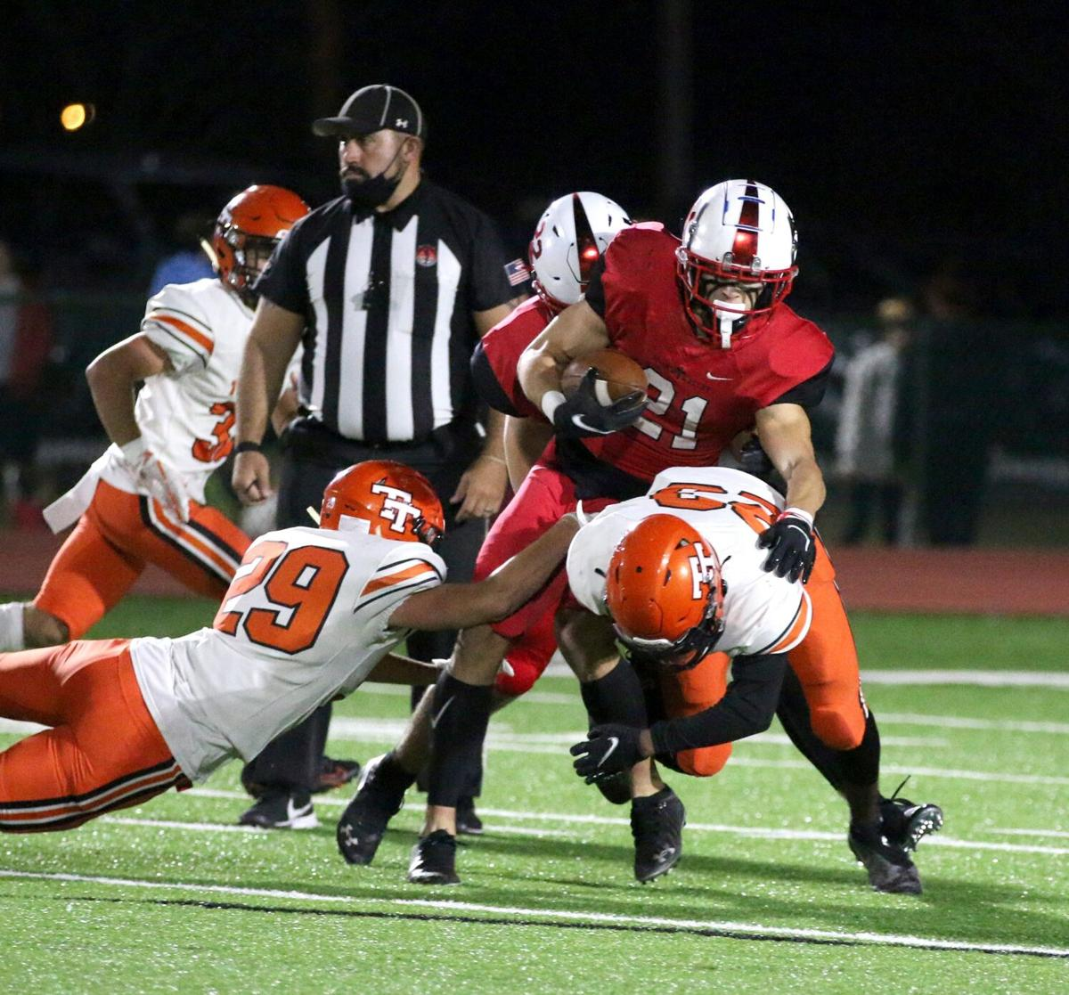 Overmatched: Bishop Kelley ends Tigers' season with 35-0 win