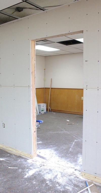 Renovations moving forward on mayor's office at Armory