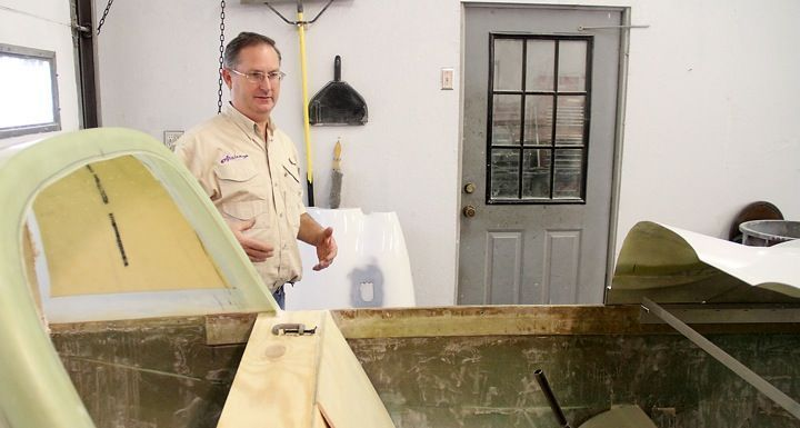 Georgia aviation business offers build-it-yourself airplane