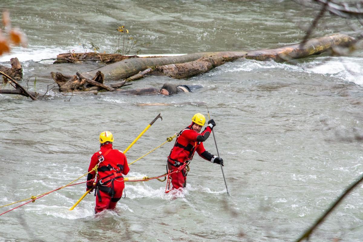 Niagara Falls Rescue