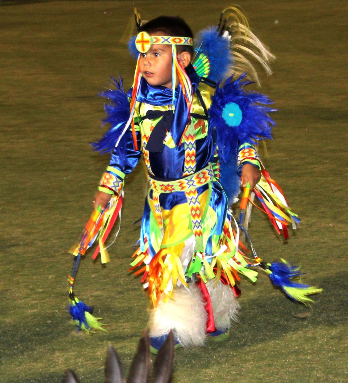 Intertribal powwow