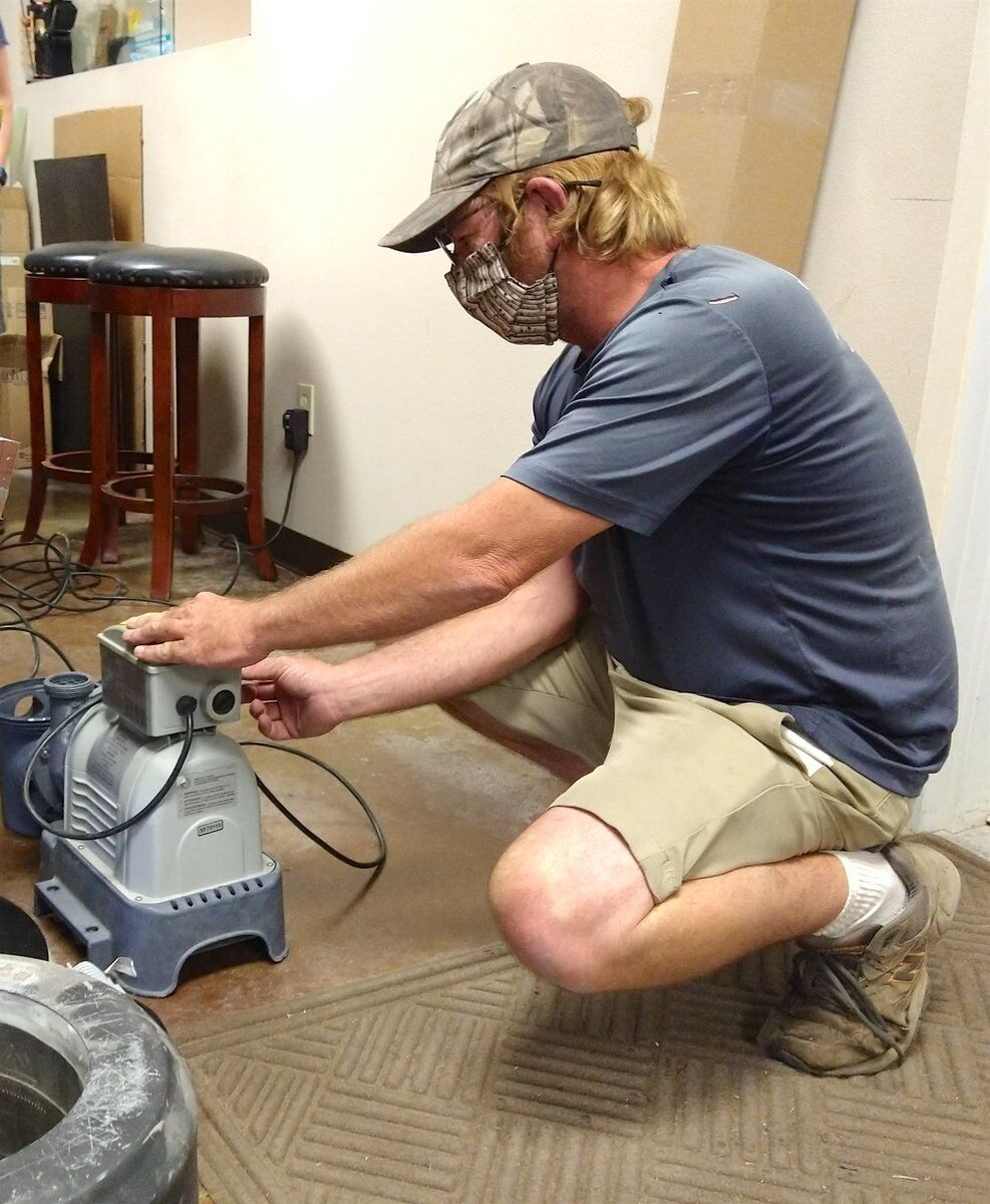 SEASONAL STAPLES: Homeowners closing up swimming pools, prepping fireplaces for winter