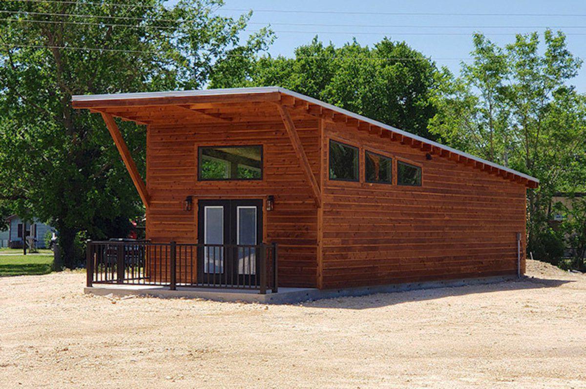 Construction complete on elder homes