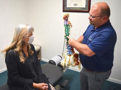 BACK TO BASICS: Chiropractic care today involves managing pain, help with diet