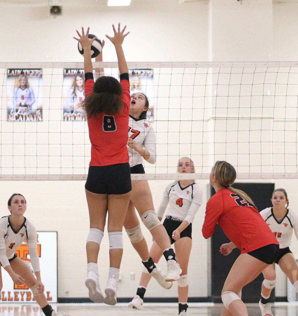 NOT ENOUGH: Lady Tigers fall to Duncan in regional final