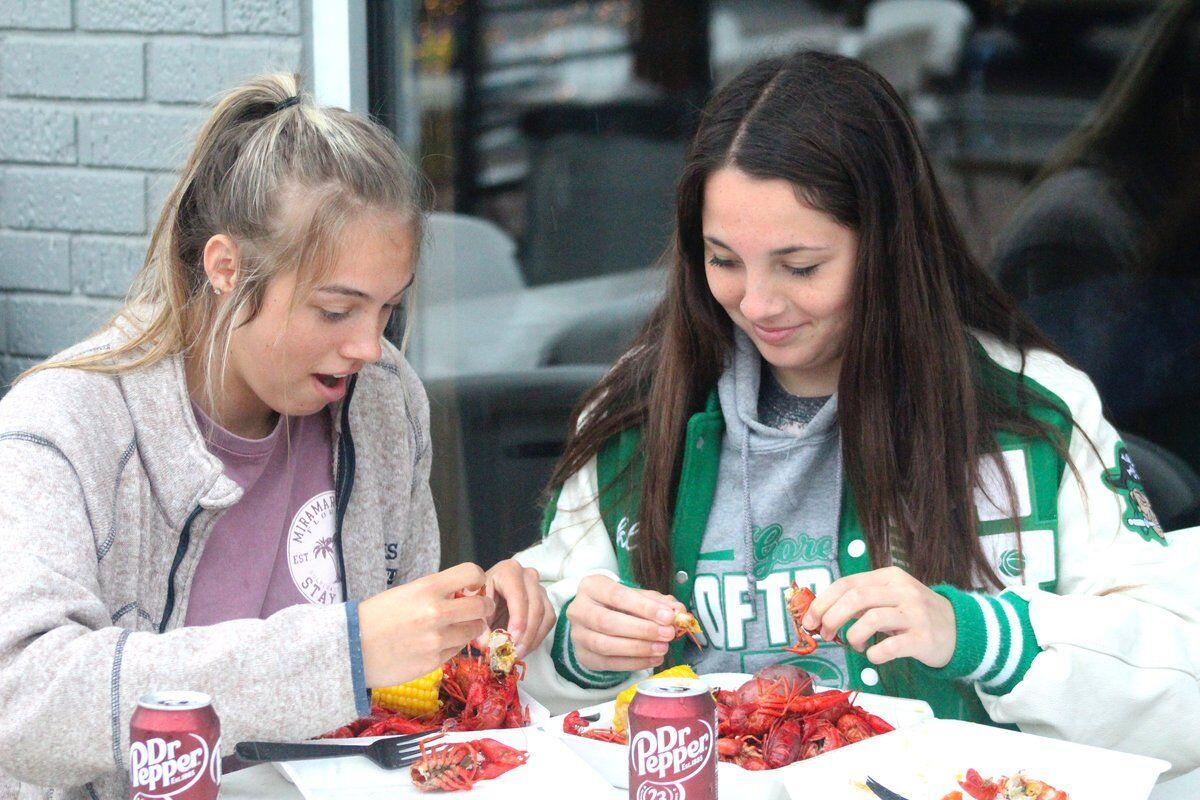 COMING TO A BOIL: Cajun Festival rolls out as patrons flock in to devour crawfish, hear music