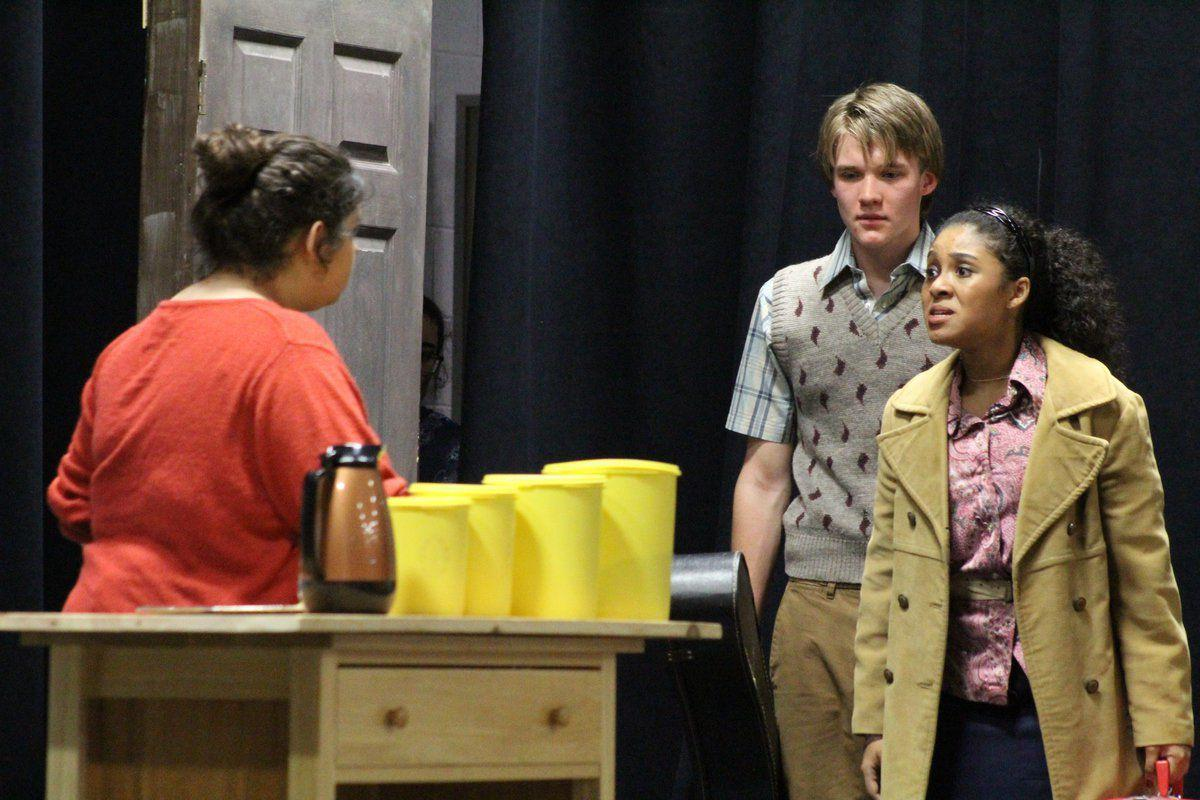 Sequoyah drama students go for ambitious theme