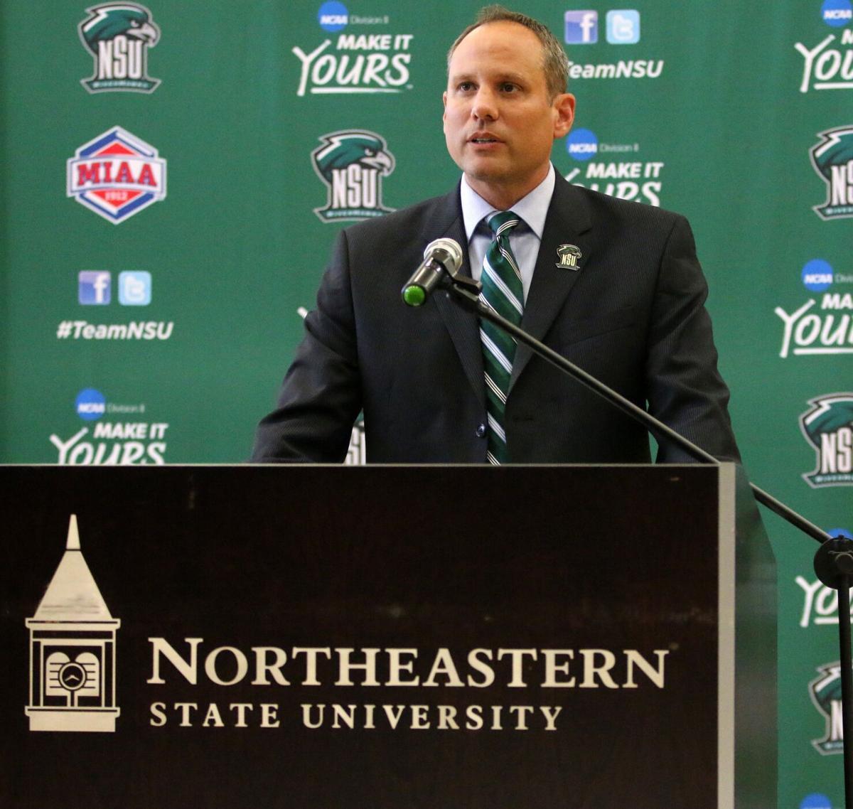 MOVING FORWARD: NSU will play basketball in 2020-21