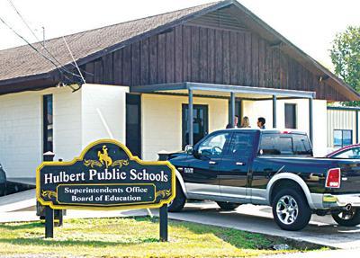 Hulbert seeking school bond