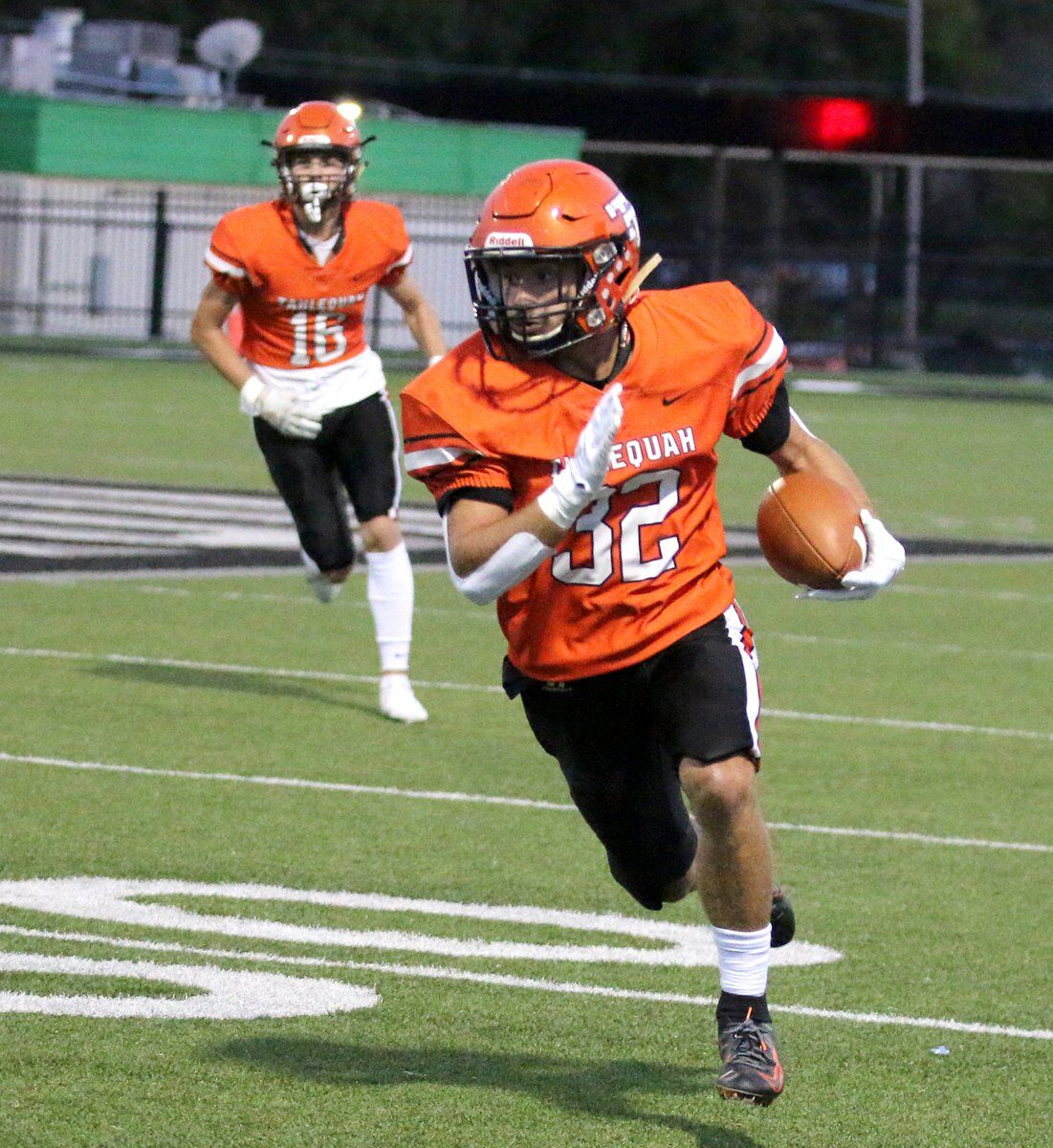 BACK ON THE ROAD: Tigers travel to Sapulpa Friday