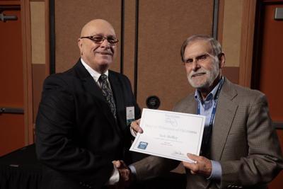 Hospital Volunteers of Oklahoma honors man from NHS