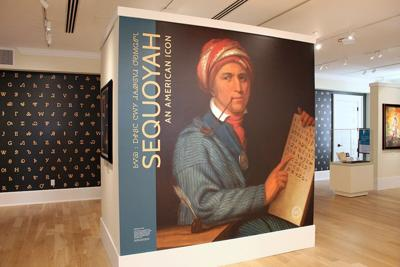 Cherokee Nation celebrates Sequoyah's life as cultural icon