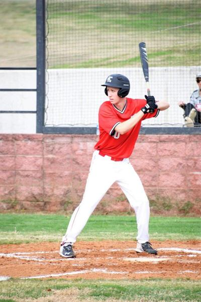 OVER THE PLATE: KHS' Reed Trimble hails from family of athletes, and has several pitches in his repertoire