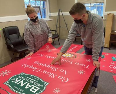 Local businesses urged to take part in '20 Christmas 'reverse parade'