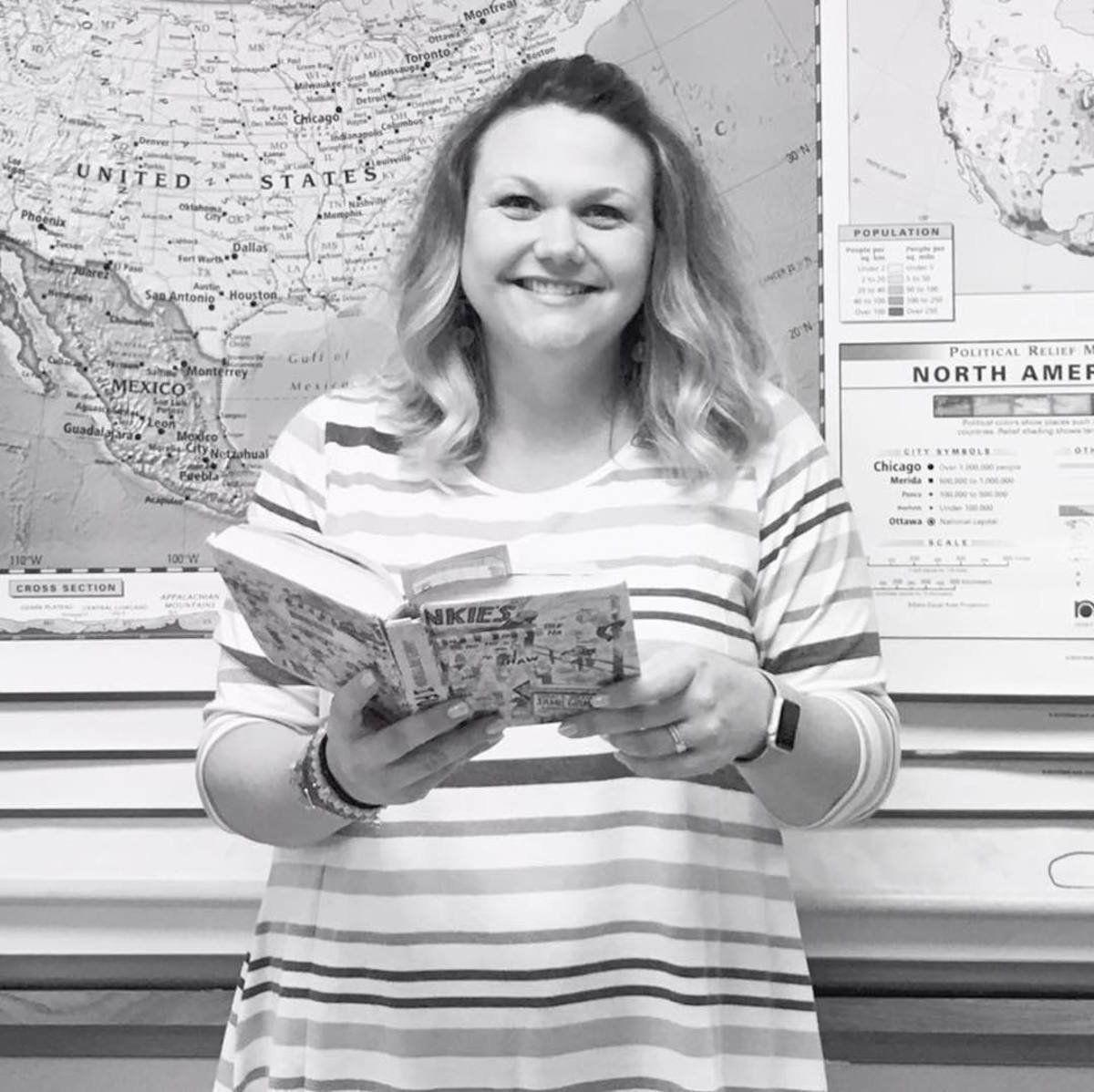 Tms Teacher Aims To Make A Difference In Lives News