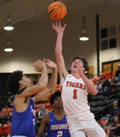 Tigers resume play on the hardwood against Coweta on Tuesday
