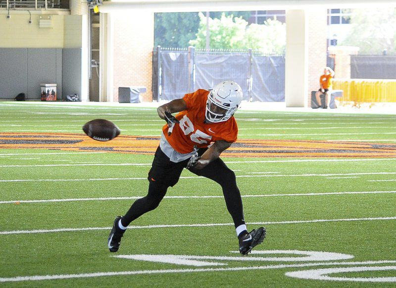 McKaufman looking healthy, ready to contribute to Cowboy offense