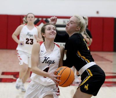 Keys basketball teams get district tournament byes