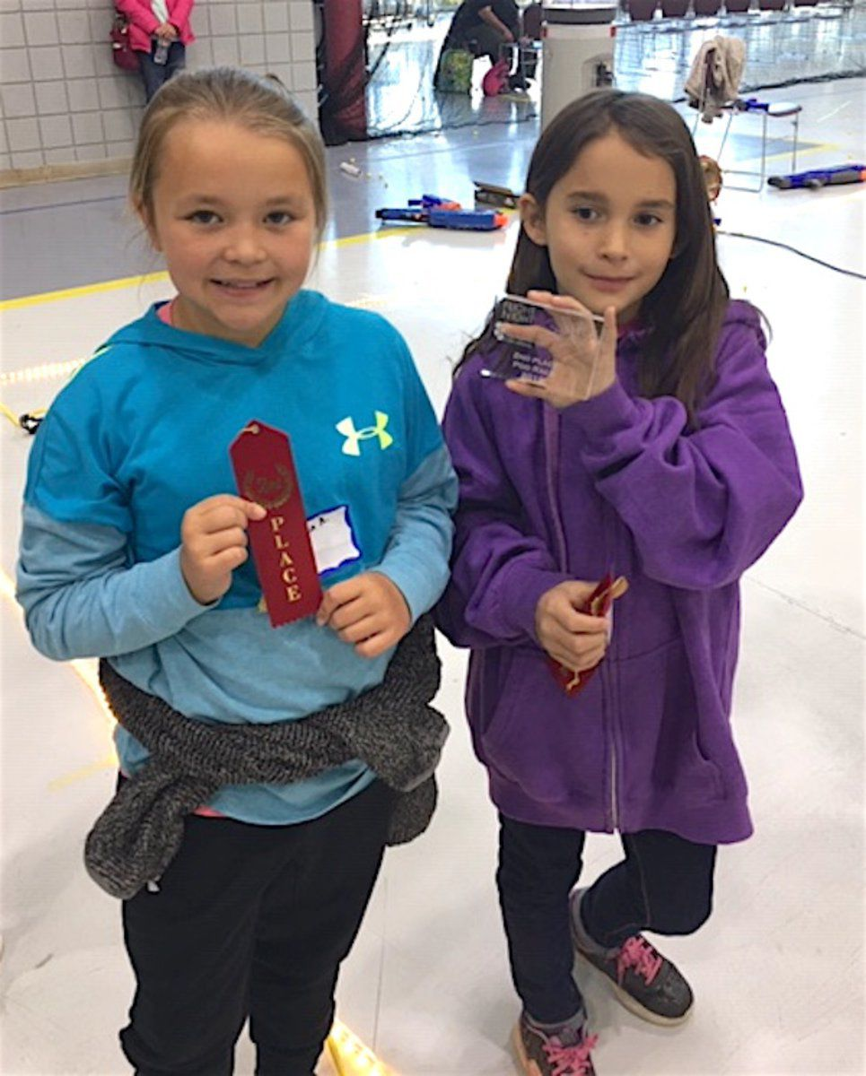 Tenkiller fourth-graders win with STEM
