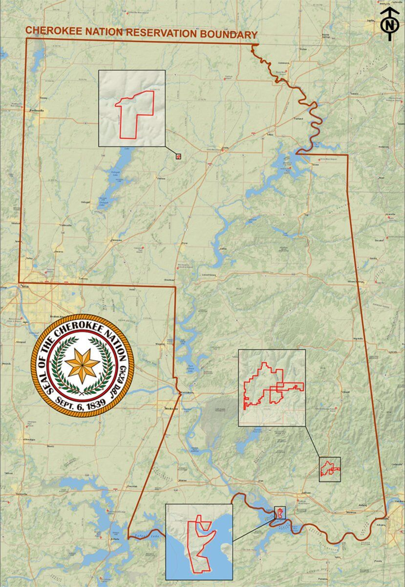 Cherokee Nation establishes first hunting, fishing reserves