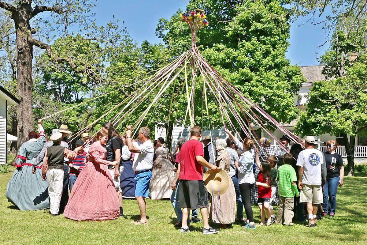 Murrell Home To Bring May Day Celebration Town
