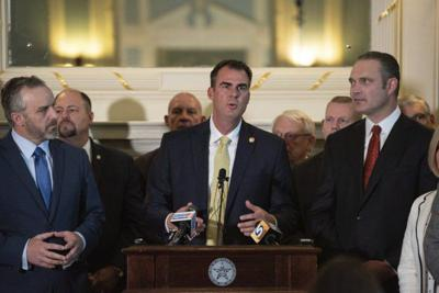 State officials, local party heads highlight 2020 budget