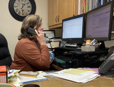 EVERYDAY HEROES: Admin uses talents to serve teachers, students