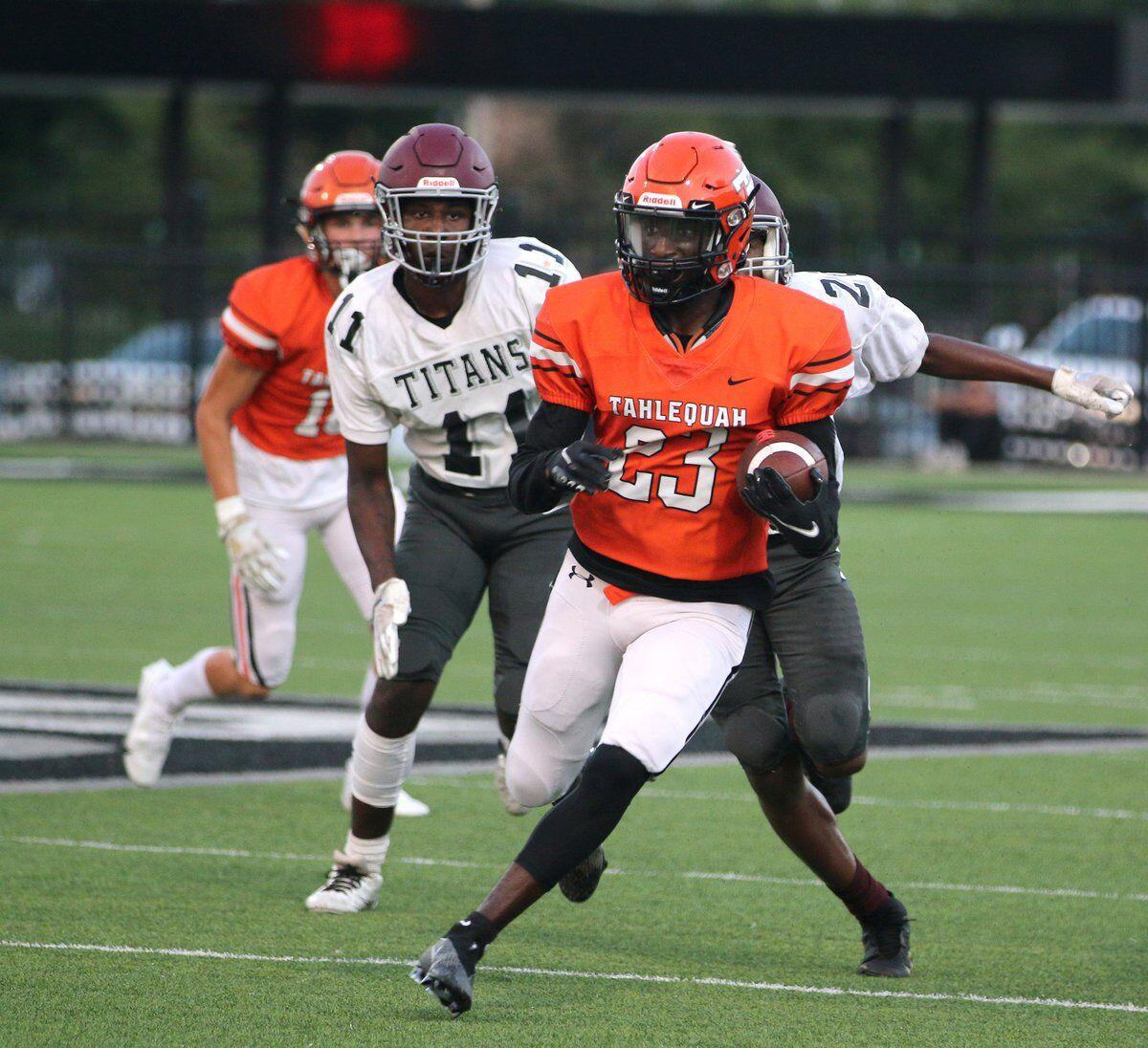 GOOD ENOUGH: Tigers sloppy in season-opening win over McLain