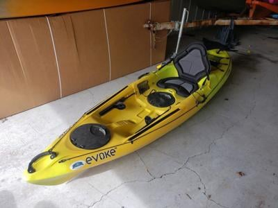 Kayaks overtake canoes as most popular on river