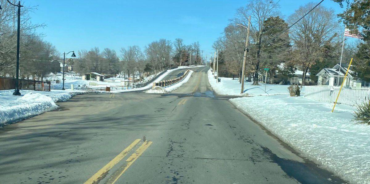 County turns corner on bad weather, for now