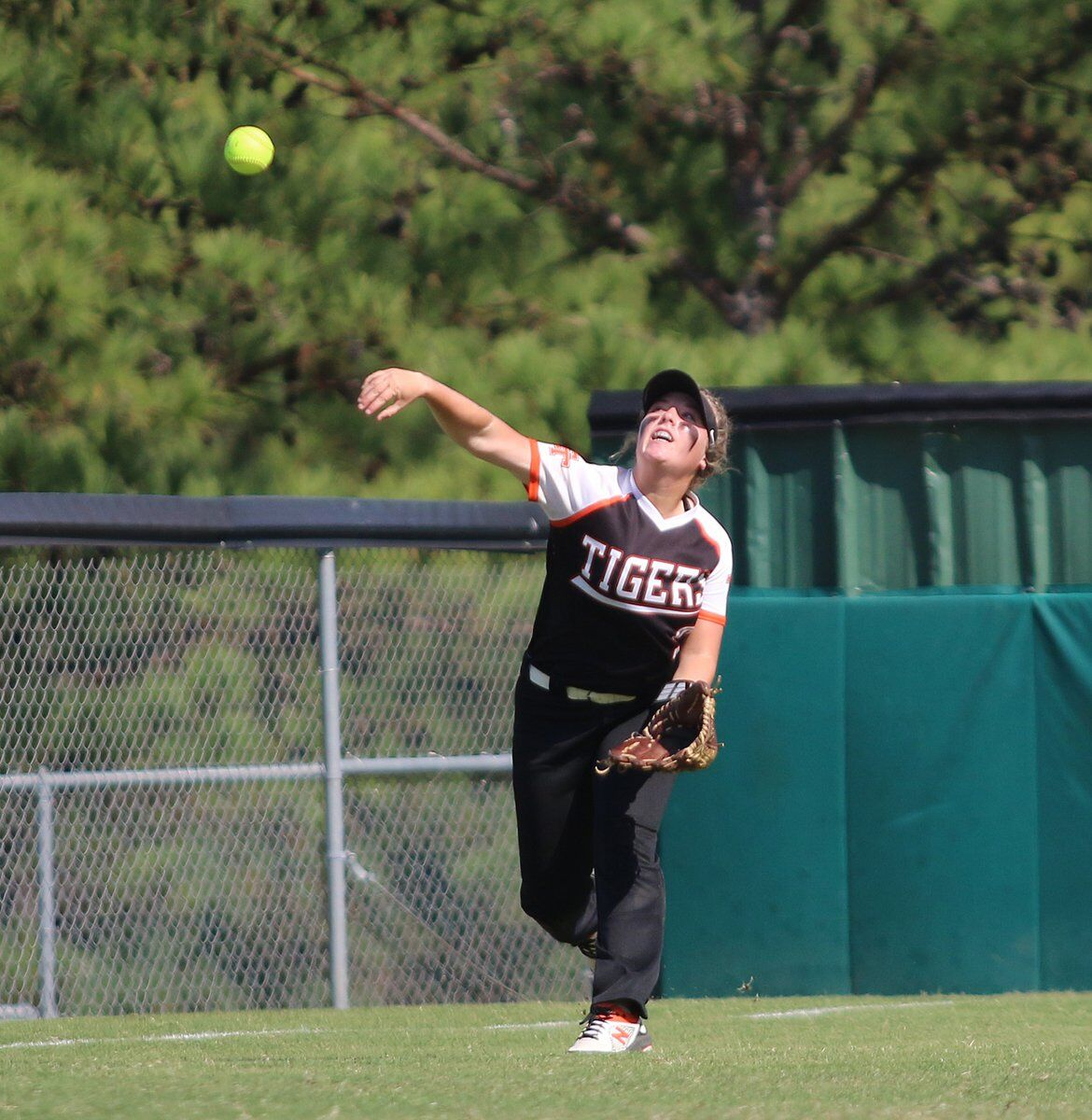 PURE DOMINANCE: Lady Tigers throttle Collinsville to claim district crown