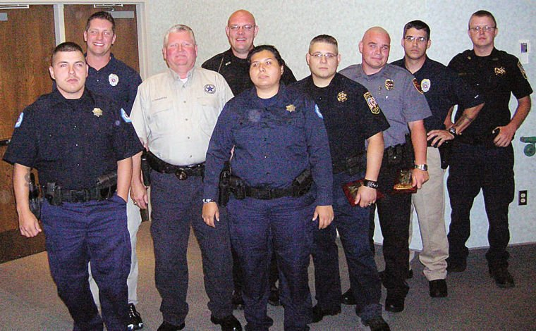 Reserve officers complete CLEET training | Local News ...