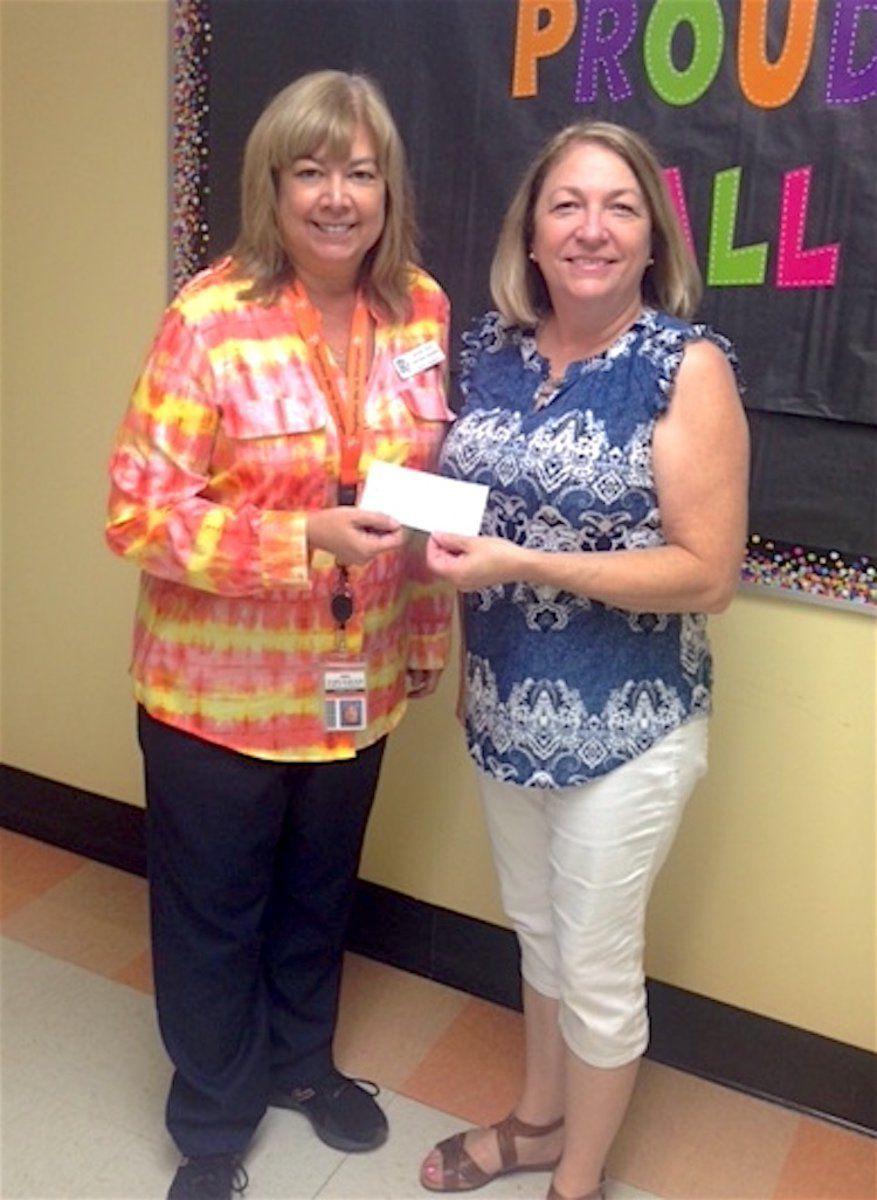 CCREA donates to area students