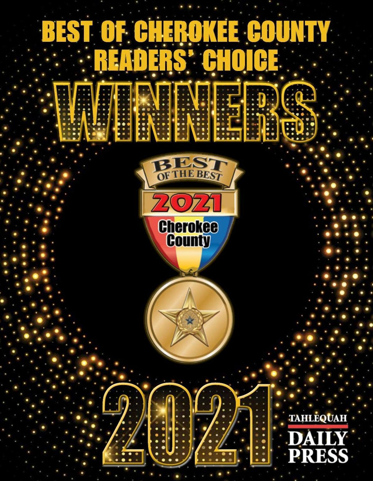 2021 Reader's Choice Winners