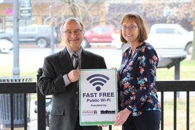 LREC brings free Wi-Fi to Norris Park