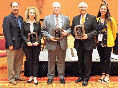 Baker receives 'Rural Health Leader of the Year' award