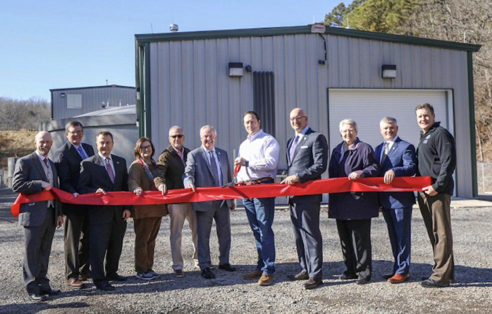 Cherokee Nation, state, federal leaders celebrate water treatment plant completion - Tahlequah Daily Press
