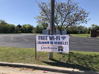 LREC offering free wifi during pandemic