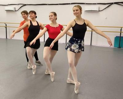 Three dancers tapped for intensive program in D.C.