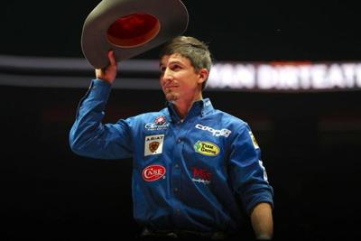 Ryan Dirteater finishes 14th in PBR World Finals