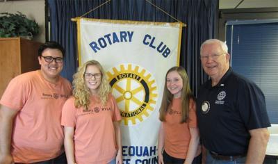 Rotary Youth Leadership Awards announced